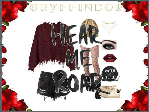I Am Gryffindor - Hear Me Roar