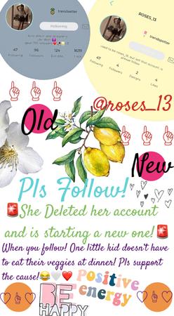 Pls Follow @roses_13!