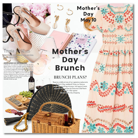 Mother`s Day Brunch: Treats for Mum