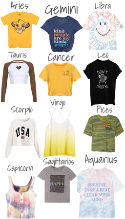 do you dress like your zodiac sign?
