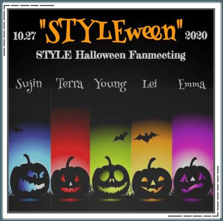 "STYLE ""STYLEween"" Halloween Online Fanmeeting"