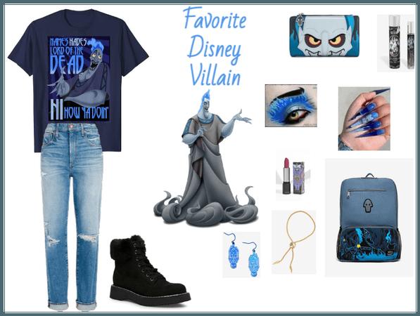 "Favorite Disney Villain - Hades from ""Hercules"""