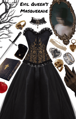 Evil Queen's Masquerade