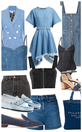 Time to go denim style