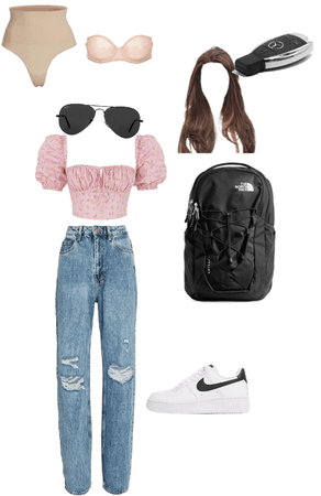 school outfit day 1
