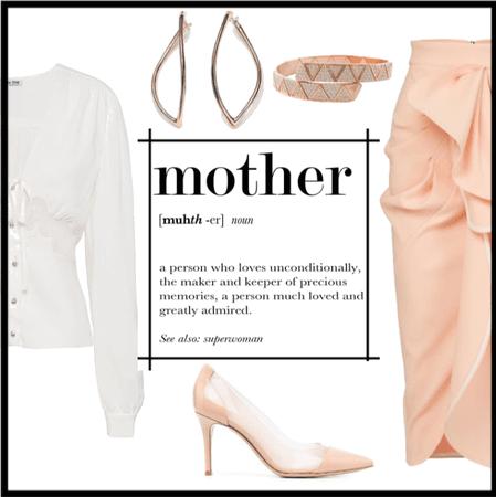 Elegant Mother