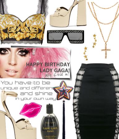 HB Lady Gaga!