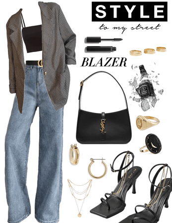 Blazer me