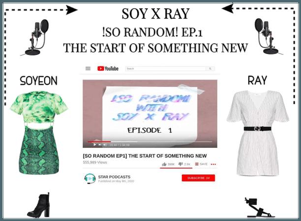 [SO RANDOM EP.1] THE START OF SOMETHING NEW