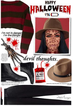 Freddy Krueger 💔