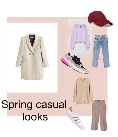 spring casual looks