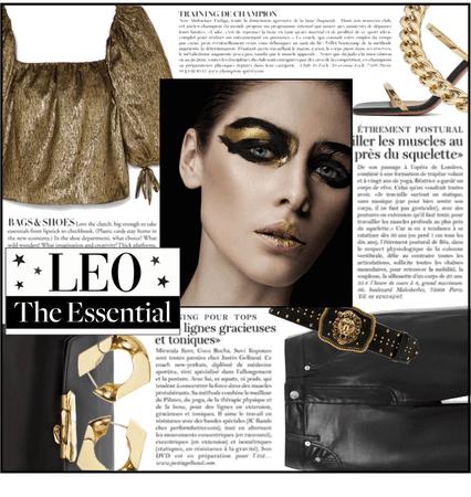Fashion File: Luxurious Leo - Contest