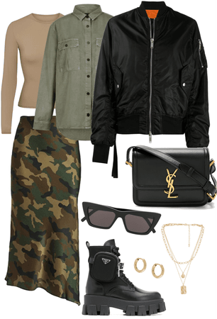 Military outfit 2