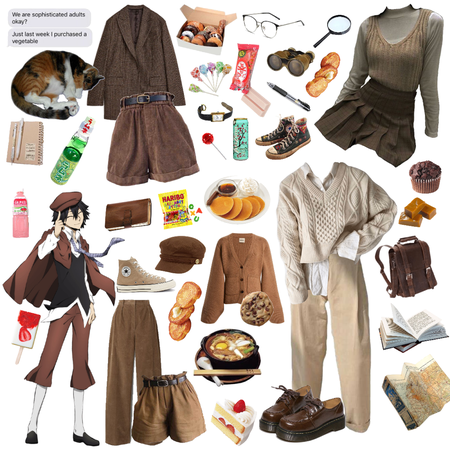 the childish detective ranpo edogawa