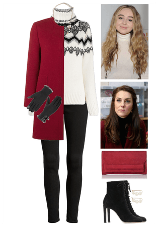 The Duchess of York * Batley Outfit 1