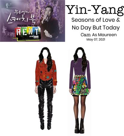 Yin-Yang Cam as Maureen Hibiscus RENT on Yoo He-Yeol's Sketchbook