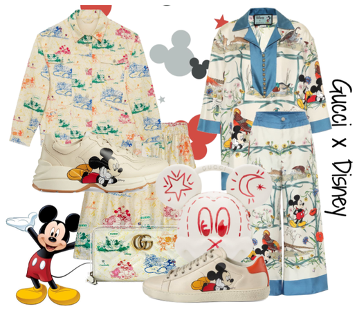 Gucci x Disney