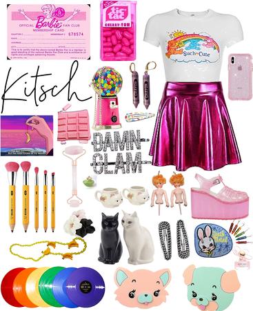 Kitsch Style!!💕