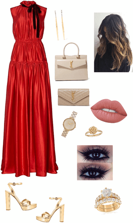 September's Meeting Outfit/Her Shopping W/ Inessa Outfit