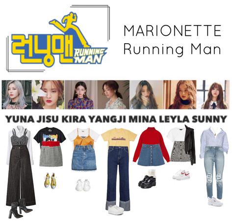 {MARIONETTE} Running Man