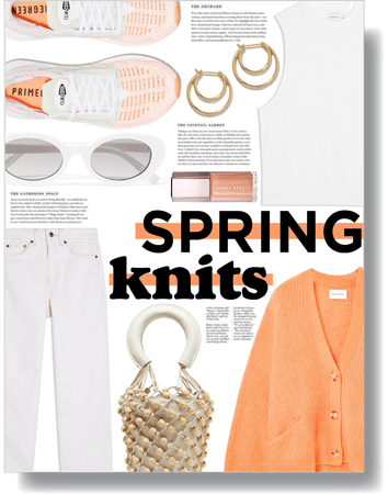 spring knits 🧡