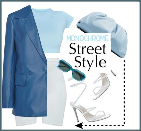monochrome streetstyle