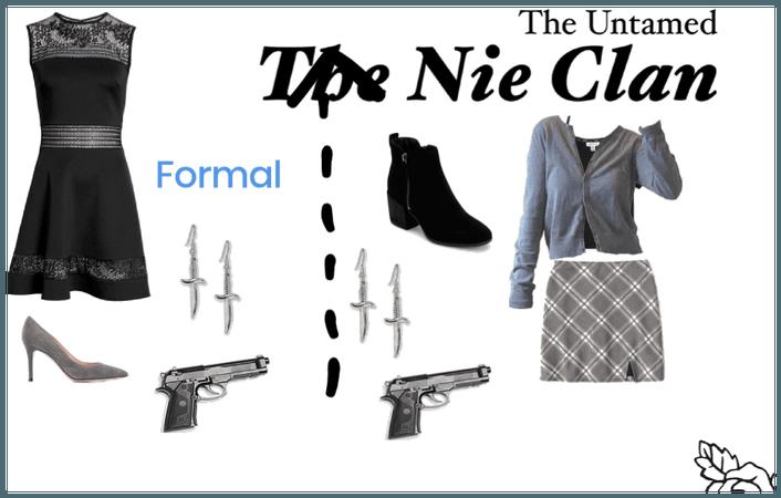 The Untamed Nie Clan