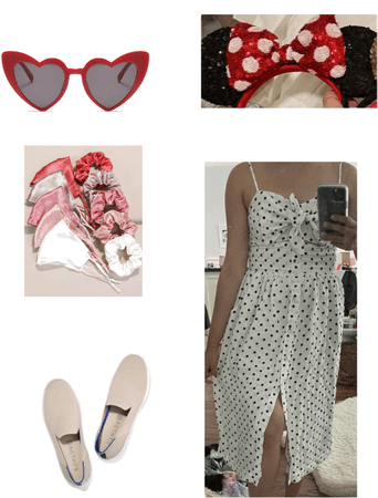 Minnie outfit 3