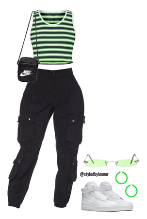 Insta Baddie E-Girl Outfit