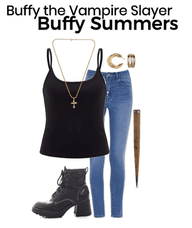 Buffy the Vampire Slayer: Buffy Summers