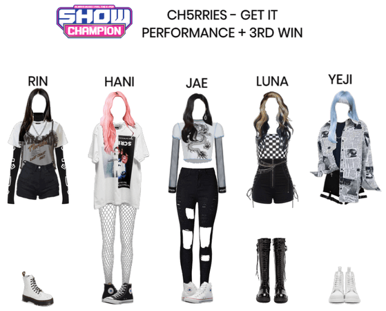 [SHOW CHAMPION] GET IT 3RD WIN