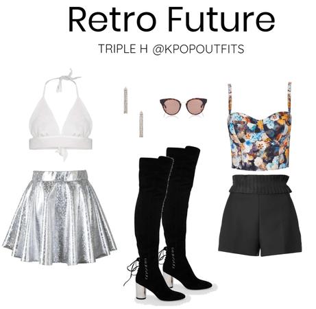 retro future (triple h)