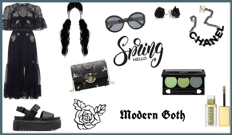 Spring Goth