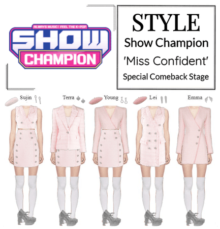 STYLE Show Champion 'Miss Confident' Special Stage