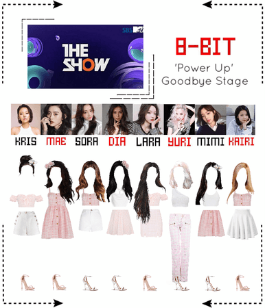 ⟪8-BIT⟫ 'Power Up' Comeback Stage #14 - The Show