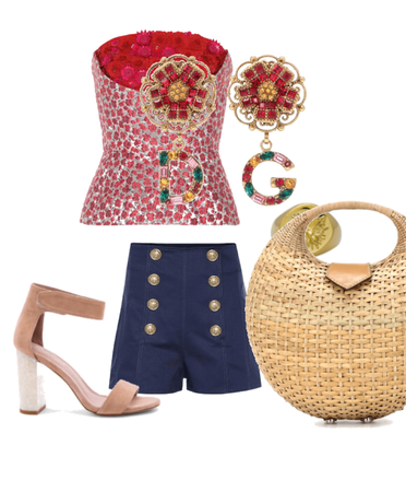 fun summer outfit