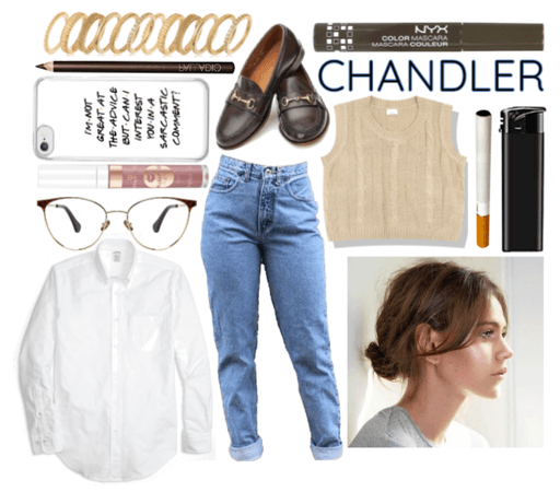 Costume Edition: Chandler Bing (FRIENDS)