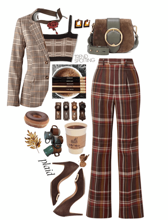 Fall Forecast: Plaid Invasion