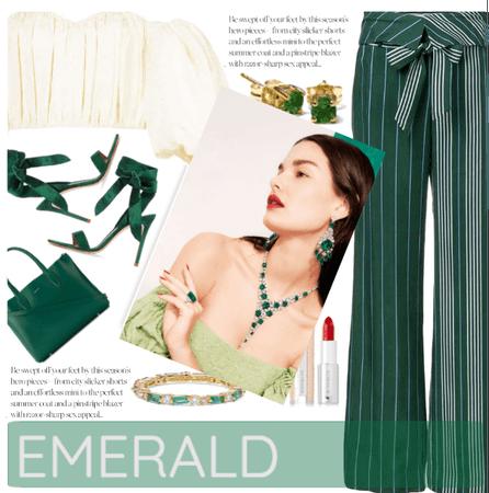 Emerald power move