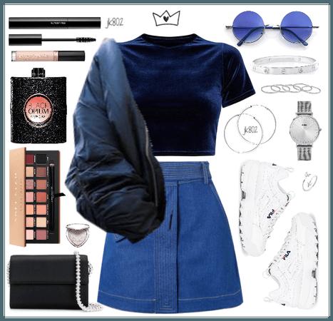 aquarius blue angel // #25