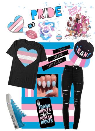 Trans Woman Pride 💙💖