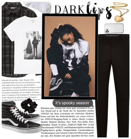 Dark sty