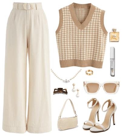 classy beige