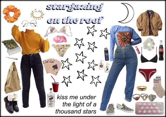 Stargazing Girls