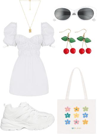 white style