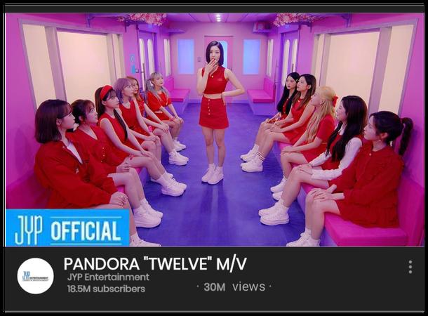 """""""TWELVE"""" MV"""