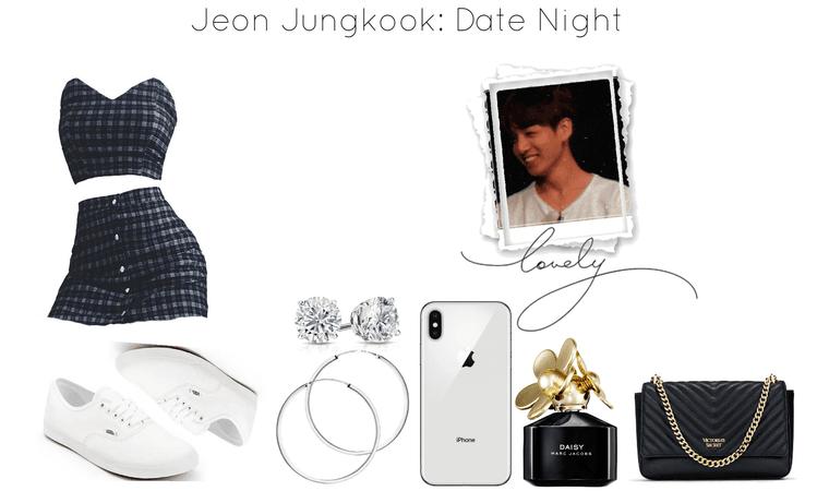 Jungkook: Date Night
