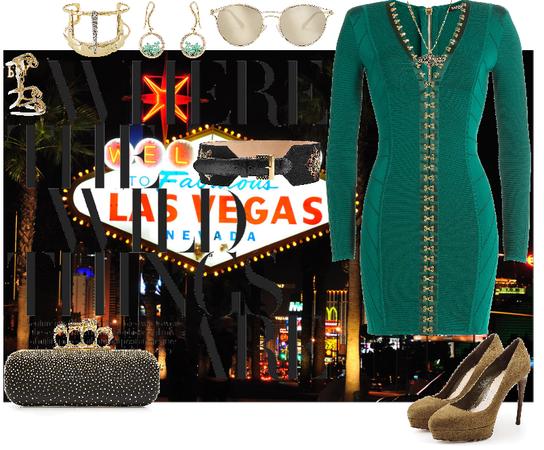 High End Vegas Night