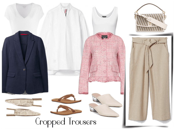 Focus: Cropped Trousers
