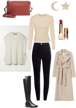 Warm and chic